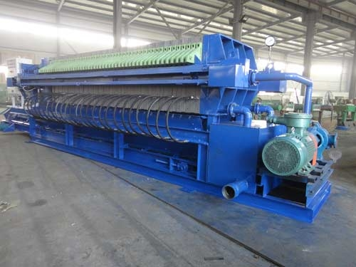 Membrane Filter Press For Chemical Industry