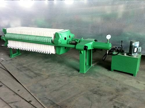 Sludge Filter Press for mining or wastewater industry